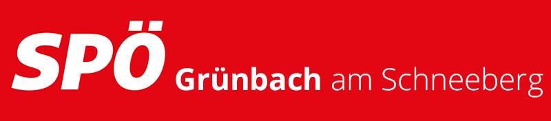 SPÖ Grünbach am Schneeberg